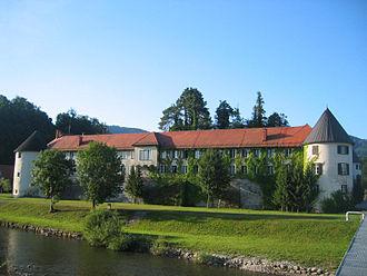 Nazarje - Vrbovec Mansion