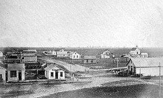Grand Island, Nebraska - Grand Island, 1867