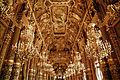 Grand foyer of Opéra Garnier, Paris September 2013 003.jpg