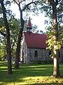 Grasshopper chapel, looking northeast, July 2010 - panoramio.jpg