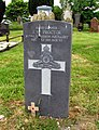 Grave of Gunner J.W. Proctor, Drumbo Presbyterian Churchyard - geograph.org.uk - 841668.jpg