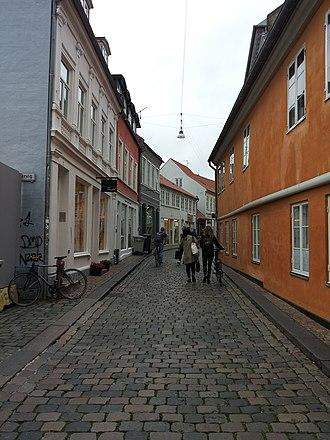 Volden, Aarhus - Image: Graven, 2015 09 01 1