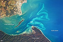 Fraser Island-History and settlement-ISS036-E-028444