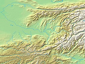 Balkh is located in Bactria