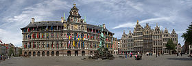Image illustrative de l'article Grand-Place d'Anvers