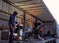 Groupe de musiciens, Fête de la Musique, Carling le 21 juin 2014.jpg