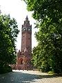 Grunewald Grunewaldturm Zufahrt.jpg