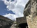 Guardando il cielo nel castello di Pietrapertosa.jpg