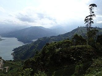 Gachetá - Image: Guaviio