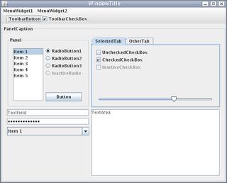 Standard Widget Toolkit - WikiVividly