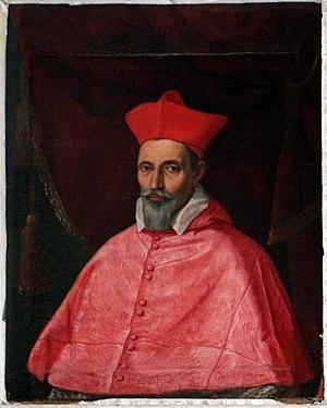 Berlinghiero Gessi - Portrait by Guido Reni