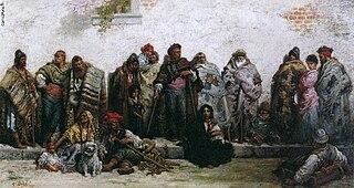 The Beggars of Burgos