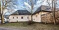 Guttaring Unterer Markt 1 Pfarrhof und ehemalige Kaplanei N-Ansicht 21032017 6921.jpg