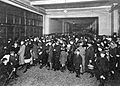 Guy's Hospital Bicentenary; outpatients in waiting-hall Wellcome L0016002.jpg
