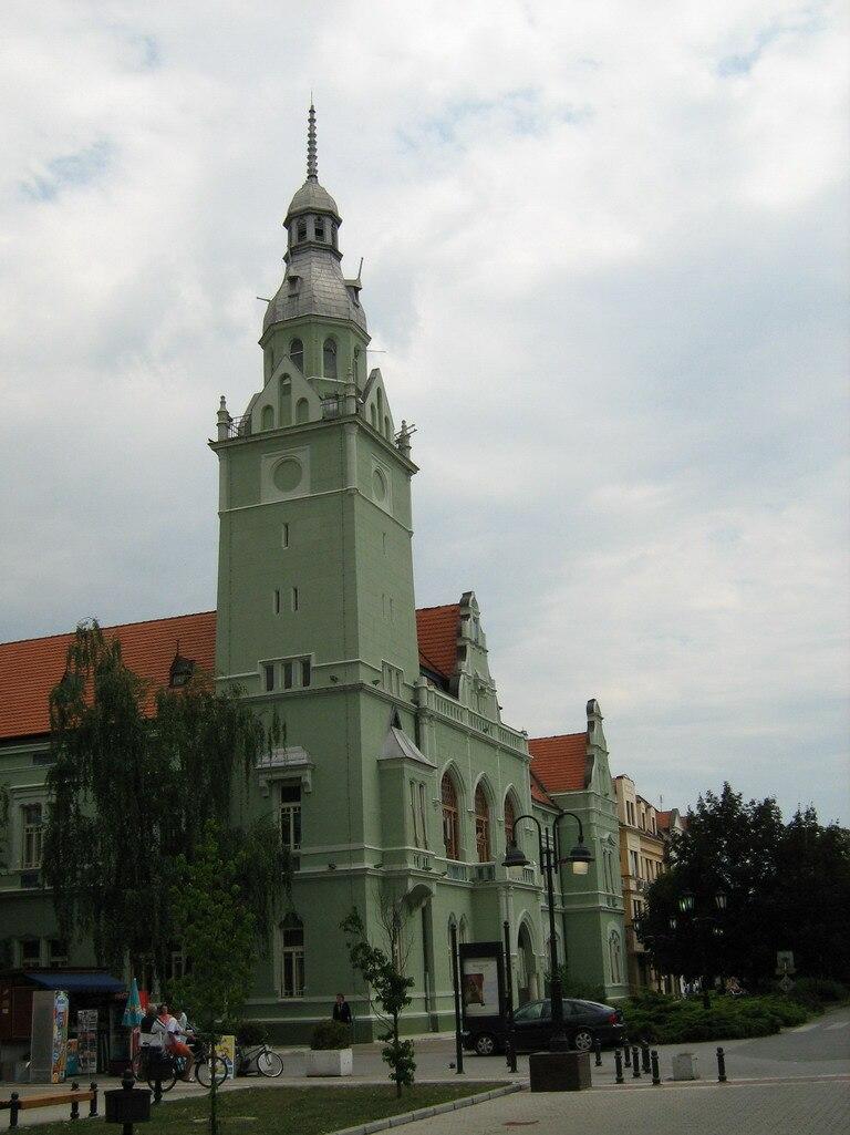 Hôtel de ville d'Apatin