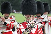HAC corps of drums