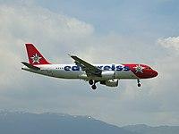 HB-IHZ - A320 - Edelweiss Air