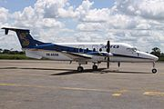 HK-4598 Beechcraft Be.1900D Searca (7496905616).jpg