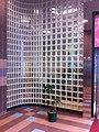 HK 堅尼地城 Kennedy Town 士美非路市政大廈 Smithfield Municipal Services Building 玻璃磚 Glass wall Sept-2011.jpg