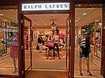 HK 尖沙咀 TST 海港城 Harbour City Ralph Lauren clothing shop 15-Mar-2013.JPG