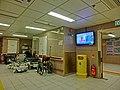 HK King's Park 伊利沙伯醫院 Queen Elizabeth Hospital interior medical equipments Jan-2014.JPG