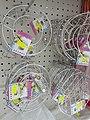 HK SYP 西環 Sai Ying Pun 德輔道西 Des Voeux Road West shop 禾采 Woo Choi 正街 Centre goods metal rice racks Street April 2020 SS2 02.jpg