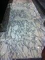 HK Sheung Wan 上環 night 士丹頓街 Staunton Street 尚賢居 CentrePoint lobby hall marble floor Jan-2012 Ip4.jpg