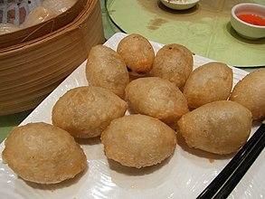 Glutinous rice wikiwand deep fried glutinous rice ball dumplings ccuart Images