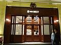 HK Wan Chai night Lee Tung Avenue shop Ginza West Dec-2015 DSC.JPG