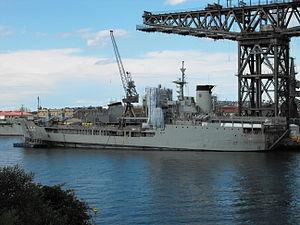 HMAS Tobruk FBE May 2012.jpg
