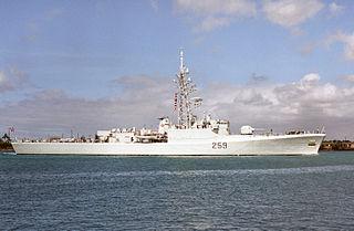 HMCS <i>Terra Nova</i>