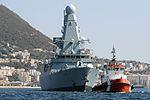 HMS DARING sails in British Gibraltar territorial waters MOD 45160524.jpg