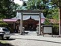 Hachiman-Akita jinja, 26 August 2013.jpg