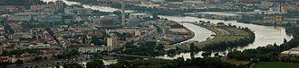 Frankfurt Rhine-Main - Offenbach port