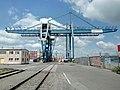Hafen Wörth, Kran Containerterminal.jpg