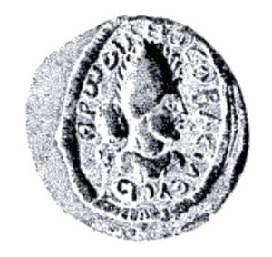 Odaenathus - Hairan I wearing the Palmyrene crown