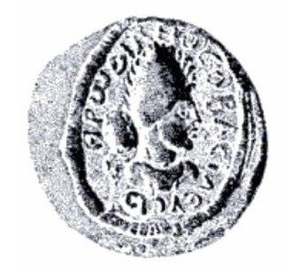 Odaenathus - Hairan I wearing the Palmyrene crown