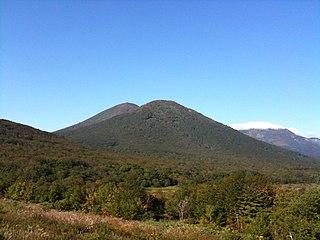 Hakkōda Mountains Volcanic complex in Aomori Prefecture, Japan
