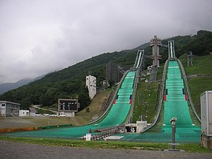 Hakuba - Large Hill