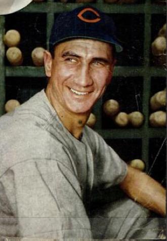 Hank Sauer - Sauer in 1948