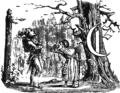 Hans Christian Andersen, Karel Bohuš Kober - Výbor veškerých povídek a báchorek H.C. Andersena - 1872 - Initial on page 196.png