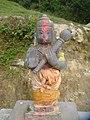 Hanuman Idol Tokha.JPG