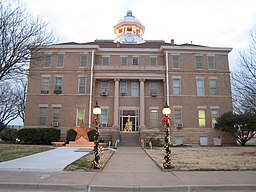 Hardeman County Courthouse (Quanah, Texas).jpg