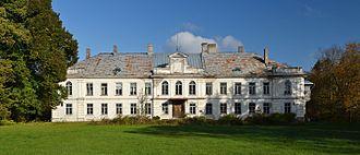 Harku Manor - Harku manor main building