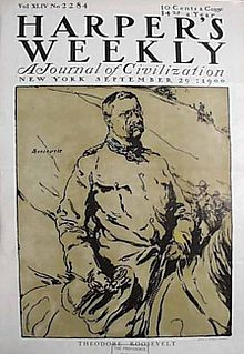 Harper's Weekly cover
