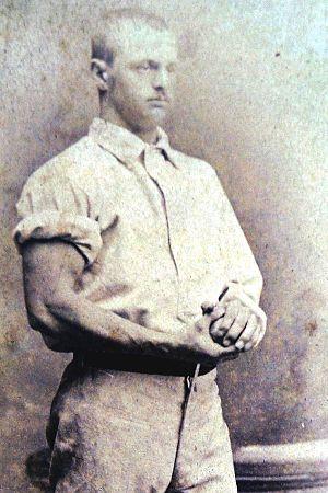 Harry Salisbury