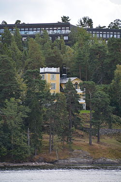 hotell hasseludden stockholm