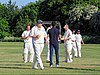 Hatfield Heath CC v. Netteswell CC on Hatfield Heath village green, Essex, England 36.jpg