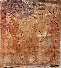 Hatshepsut and Seshat