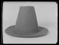 Hatt av svart filt - Livrustkammaren - 2599.tif